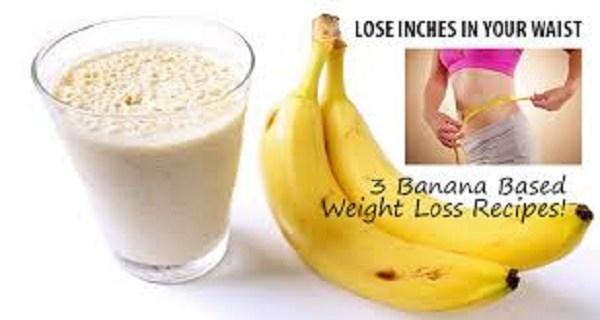 Χάστε πόντους από τη μέση με τη βοήθεια της μπανάνας