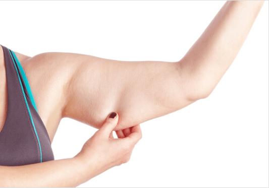 Εξαλείψτε το χαλαρό δέρμα μετά την απώλεια βάρους