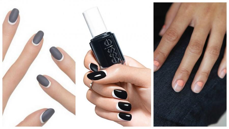 Nail contouring! To απόλυτο  trend για τα νύχια σου!