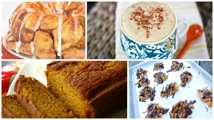 5 λαχταριστές συνταγές για φθινοπωρινά γλυκά!