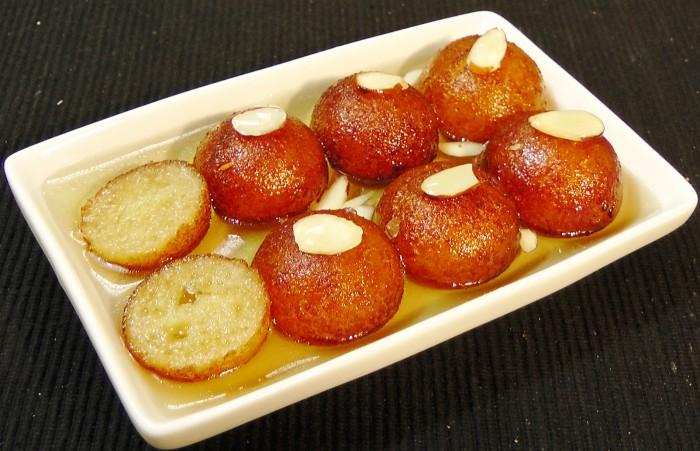 Gulab jamun: Γλυκάκι με ελάχιστα υλικά