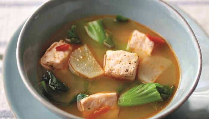 salmon_miso_sour_soup