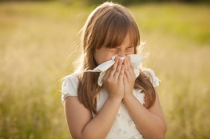Μήπως το Φθινόπωρο φέρνει αλλεργία στο παιδί;