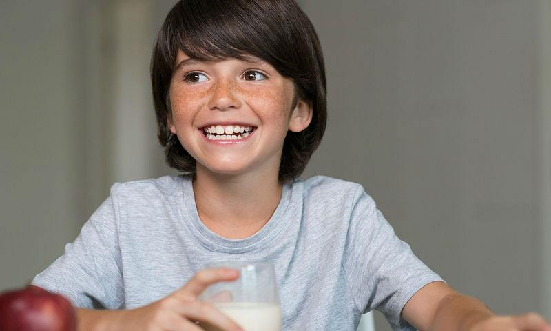 Πόσο ασβέστιο χρειάζονται τα παιδιά ανά ηλικία (πίνακας)