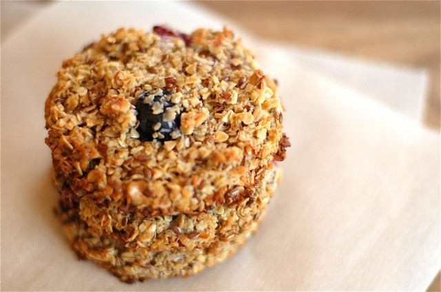 Υγιεινά και νόστιμα cookies δημητριακών με μέλι
