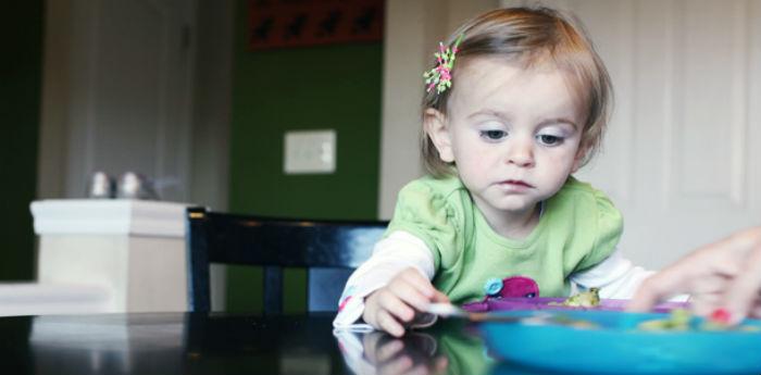 Το παιδί μου είναι υπερβολικά αδύνατο… Τι να κάνω;