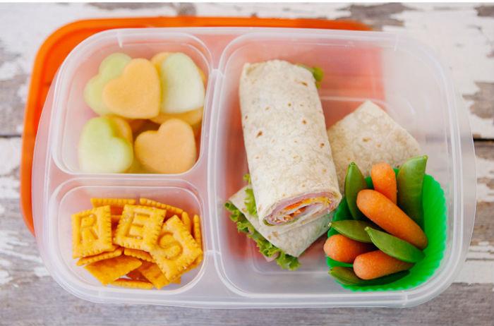 Εβδομαδιαία πρόταση για κολατσιό στο σχολείο