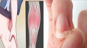 Πως τα διάφορα συμπτώματα στα μέρη του σώματος μας μαρτυρούν ελλείψεις στον οργανισμό μας