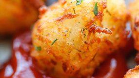 Φτιάξτε τις δικές σας πεντανόστιμες μπουκίτσες πατάτας