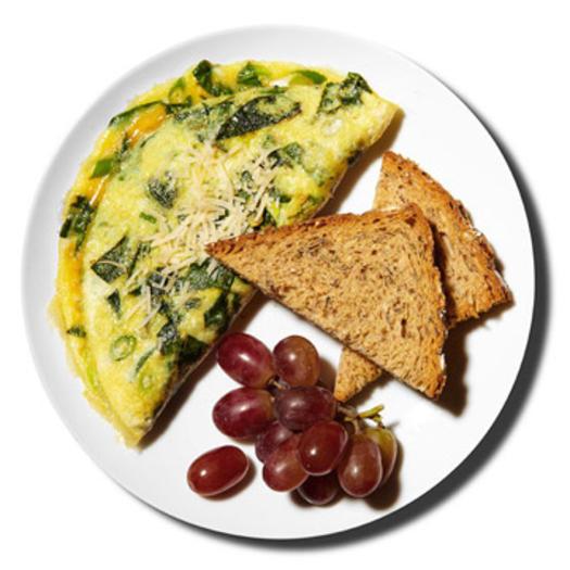 Η διατροφή καταπολέμησης του λίπους: πρωινά μόνο με 300 θερμίδες!