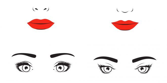 Πες μου το σχήμα των ματιών σου να σου πω ποιος είσαι;