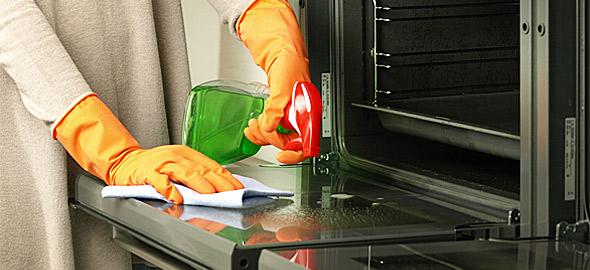 Πως να καθαρίσετε  όλες τις συσκευές της κουζίνα σας