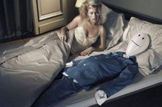 Θέλω να κράξω τον άντρα μου και τον κάθε ανίκανο που απιστεί