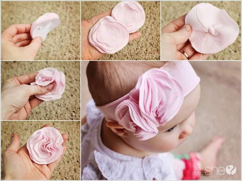 Υπέροχες ιδέες για να φτιάξετε κορδέλες για τις μικρές  σας πριγκίπισσες