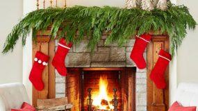 25 φανταστικές ιδέες διακόσμησης για τα Χριστούγεννα part 1