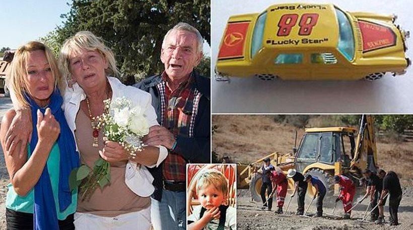 Ένα αυτοκινητάκι «δείχνει» τον θάνατο του Μπεν σύμφωνα με τους Βρετανούς