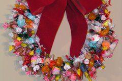 Πώς να φτιάξετε το πιο καραμελένιο στεφάνι Χριστουγέννων