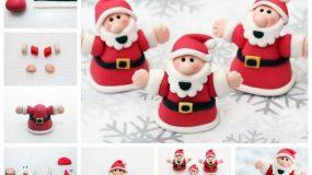 Υπέροχες χριστουγεννιάτικες ιδέες διακόσμησης με τον Άγιο Βασίλη