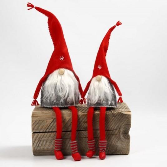 Δείτε πως να φτιάξετε μόνοι σας χριστουγεννιάτικα ξωτικά!