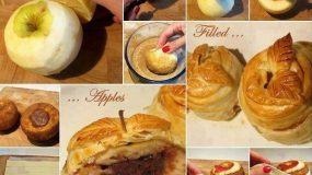 Εντυπωσιακό γλυκάκι με μήλα