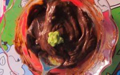 Κρέμα σοκολάτα-αβοκάντο