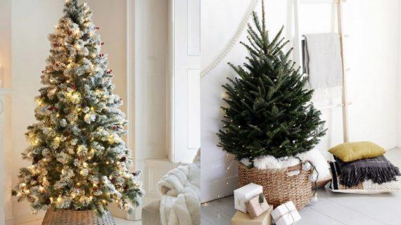 Χριστουγεννιάτικο δέντρο: Πως να κάνω χώρο στο σπίτι για να χωρέσει;