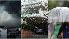 Προσοχή: Ισχυρά καιρικά φαινόμενα σήμερα! Δείτε τις περιοχές που αναμένεται να εκδηλωθούν