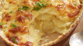 Πατάτες ντοφινουάζ