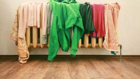 Πες στο στη Λένα:Πως μπορώ να στεγνώσω τα ρούχα μου πιο εύκολα τώρα που είναι χειμώνας