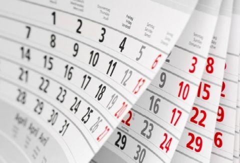 Ποιες είναι και ποιες ημέρες πέφτουν: Όλες οι αργίες του 2017!