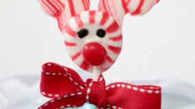 Δείτε πως με τα ζαχαρωτά σας μπορείτε να κάνετε απίστευτες χριστουγεννιάτικες διακοσμήσεις