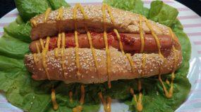 Φτιάξτε ψωμάκια για Hot Dog! Αφράτα και νοστιμοτατα!