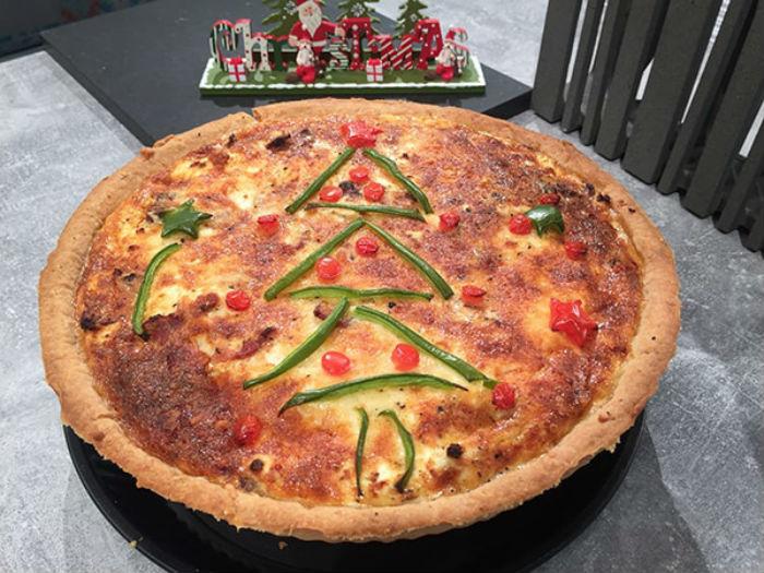 Η πιο νόστιμη γιορτινή τάρτα, από την Αργυρώ!