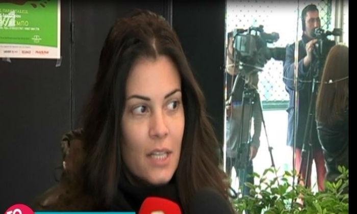 Μαρία Κορινθίου: Η ατάκα που ακούστηκε για την κόρη της και την εκνεύρισε!