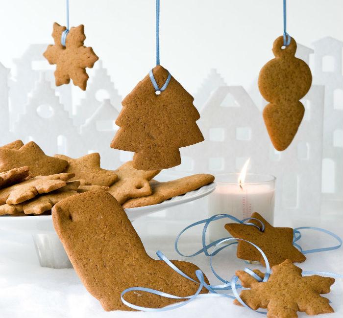 Pepparkakor: Τα πιο νόστιμα Χριστουγεννιάτικα μπισκότα, έτοιμα σε 15 λεπτά!