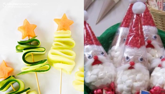 παιδικες χριστουγεννιατικες λιχουδιες