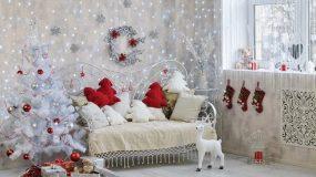 5 τρόποι για να μετατρέψετε το σπίτι σας σε ένα χριστουγεννιάτικο παράδεισο!