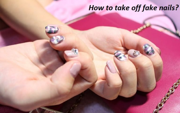 Πως να αφαιρέσετε τα ακρυλικά νύχια;