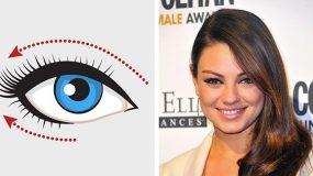 Πως να εφαρμόσετε σωστά το eyeliner σύμφωνα με το σχήμα των ματιών σας