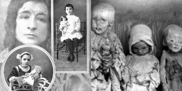 Η δολοφόνος απο τη Βαρκελώνη. Απήγαγε και δολοφονούσε παιδιά, αφού τα έβγαζε στην πορνεία. Έπινε το αίμα τους και δημιουργούσε με τη σάρκα τους φάρμακα.