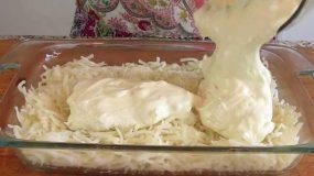 Η συνταγή που θα σας ξετρελάνει... Πατάτες φούρνου με λιωμένα τυριά...
