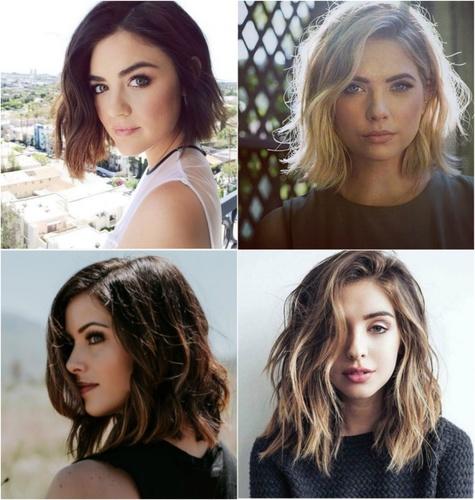 Κόψτε τα μαλλιά σας στο σωστό μήκος και δείξτε νεότερες!