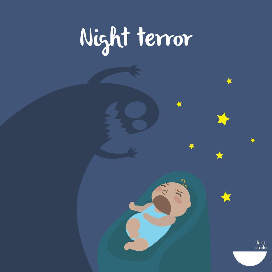 11 λόγοι που το μωρό σας ξυπνάει τα μεσάνυχτα!