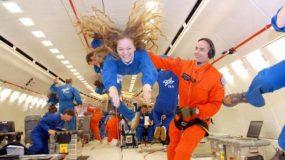 Ελληνίδα ανάμεσα στις 86 γυναίκες που διεκδικούν δύο θέσεις για δεκαήμερο ταξίδι στο Διάστημα!
