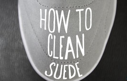 Δείτε πως να καθαρίσετε τα σουέντ παπούτσια στο σπίτι σας;