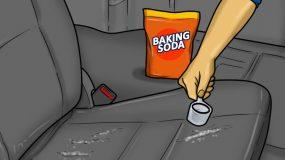 Πως να αφαιρέσετε τις μυρωδιές από το αυτοκίνητό σας!