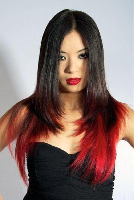 20 εκπληκτικές ιδέες για μαλλιά με ombre σε κόκκινο, μαύρο, ξανθό, καφέ τόνους