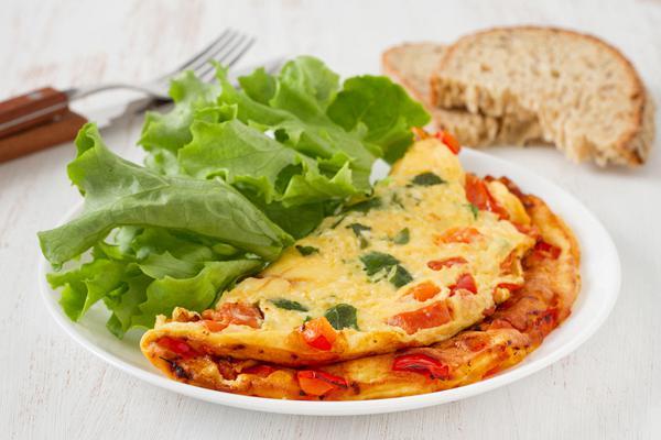 omeleta-xortastiki