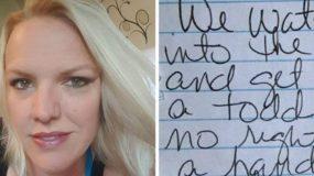 Πήγε με τον γιο της και πάρκαρε στη θέση αναπήρων: Την έκαναν «σκουπίδι» αλλά ήταν λάθος…