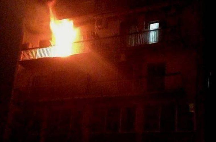Τραγωδία στην Κατερίνη: Ανασύρθηκαν νεκρές από φωτιά σε διαμέρισμα 45χρονη και η 9χρονη κόρη της